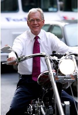 David Letterman Profile Photo