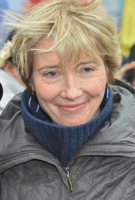 Emma Thompson Profile Photo