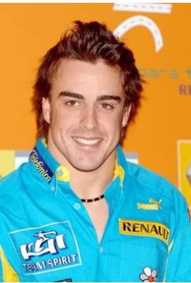 Fernando Alonso Profile Photo