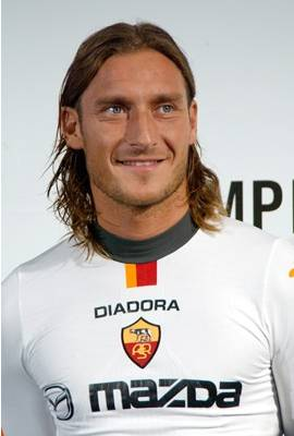 Francesco totti dating history