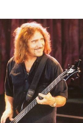 Geezer Butler Profile Photo