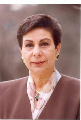 Hanan Ashrawi Profile Photo