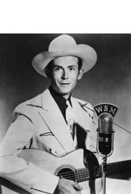Hank Williams Sr Profile Photo