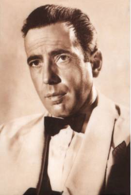 Humphrey Bogart Profile Photo