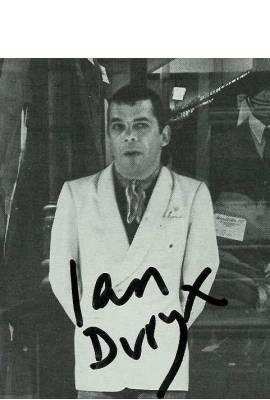 Ian Dury Profile Photo
