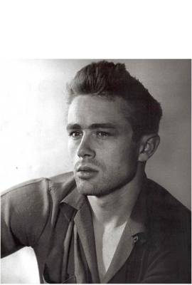 James Dean Profile Photo