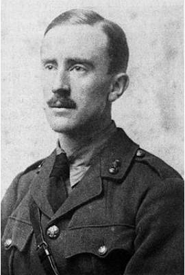 J.R.R. Tolkien Profile Photo