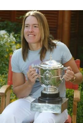 Justine Henin Profile Photo