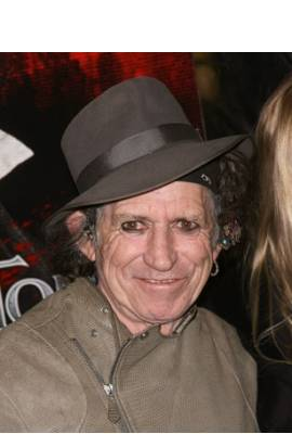 Keith Richards Profile Photo