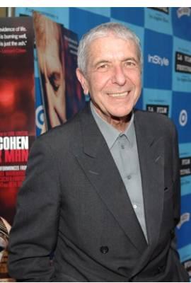 Leonard Cohen Profile Photo