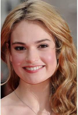 Lily James Profile Photo