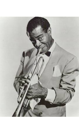 Louis Armstrong Profile Photo