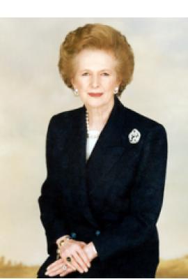 Margaret Thatcher Profile Photo