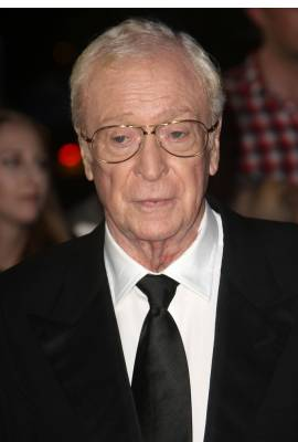 Michael Caine Profile Photo