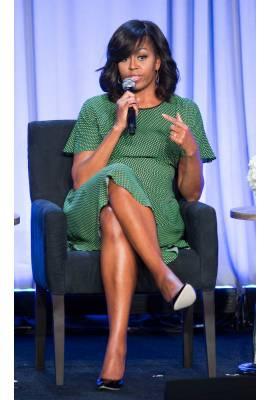 Michelle Obama Profile Photo