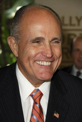 Rudy Giuliani Profile Photo
