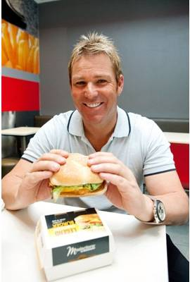 Shane Warne Profile Photo