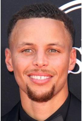 Steph Curry Profile Photo