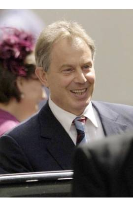 Tony Blair Profile Photo