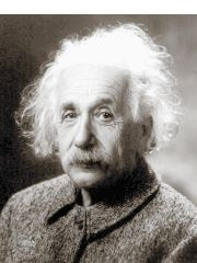 Albert Einstein Profile Photo