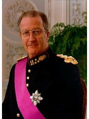 Albert II of Belgium Profile Photo