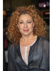 Alex Kingston Profile Photo