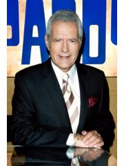 Alex Trebek Profile Photo