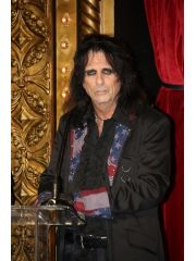 Alice Cooper Profile Photo