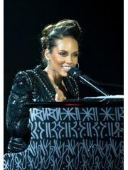 Alicia Keys Profile Photo