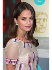 Alicia Vikander Profile Photo