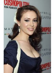 Alyssa Milano Profile Photo