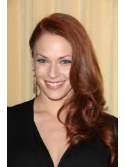 Amanda Righetti Profile Photo
