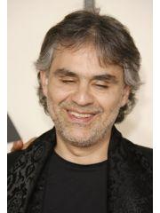 Andrea Bocelli Profile Photo