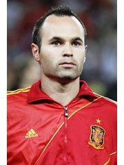 Andres Iniesta Profile Photo