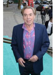Andrew Lloyd Webber Profile Photo