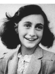 Anne Frank Profile Photo