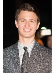Ansel Elgort Profile Photo