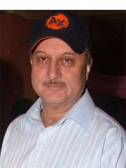 Anupam Kher Profile Photo