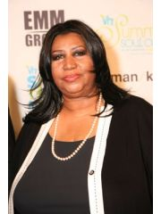 Aretha Franklin Profile Photo