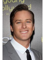 Armie Hammer Profile Photo