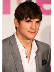 Ashton Kutcher Profile Photo