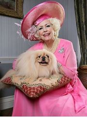 Barbara Cartland Profile Photo