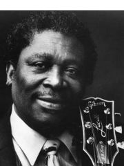 B.B. King Profile Photo