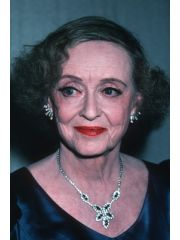 Bette Davis Profile Photo