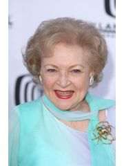 Betty White Profile Photo
