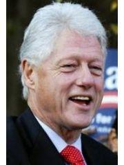 Bill Clinton Profile Photo