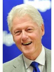 Link to Bill Clinton's Celebrity Profile