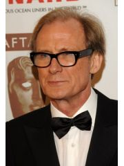 Bill Nighy Profile Photo