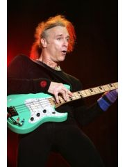 Billy Sheehan Profile Photo