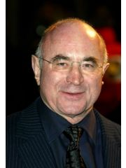 Bob Hoskins Profile Photo